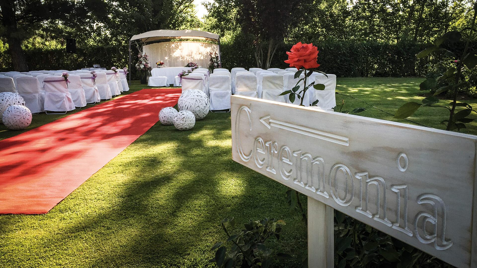 En Jardín Regio puedes personalizar la ceremonia civil